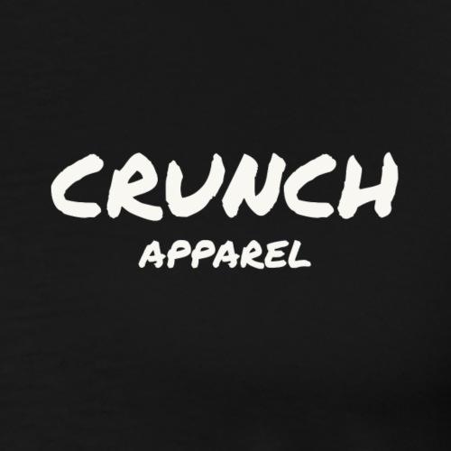 Men's Crunch Black - Men's Premium T-Shirt