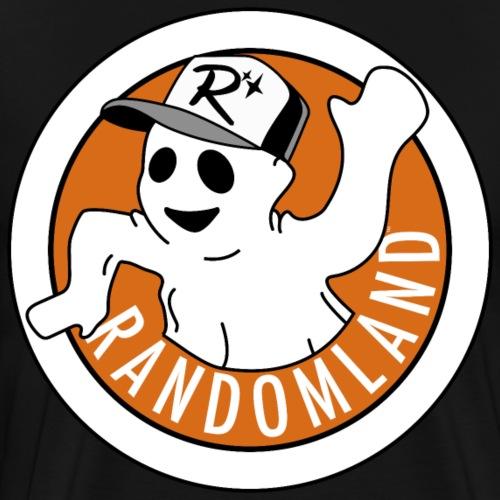 Spoopie The Ghost - Men's Premium T-Shirt