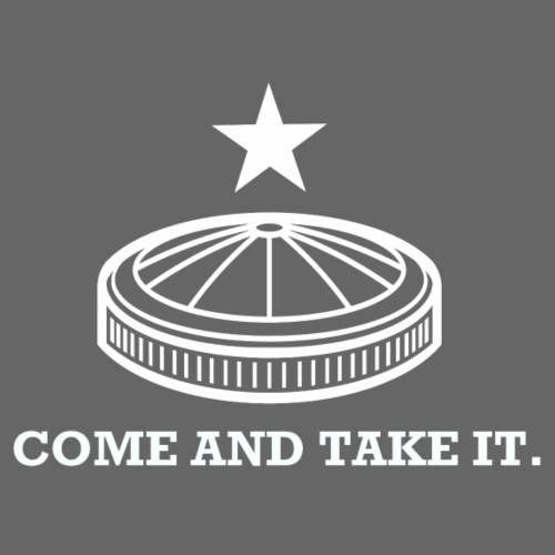 Dome and Take It. - Men's Premium T-Shirt