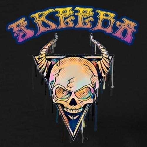 Skeeba Stanley Design - Men's Premium T-Shirt
