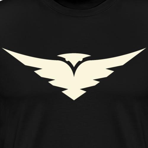 Bird Society Ibis Logo Only - Men's Premium T-Shirt