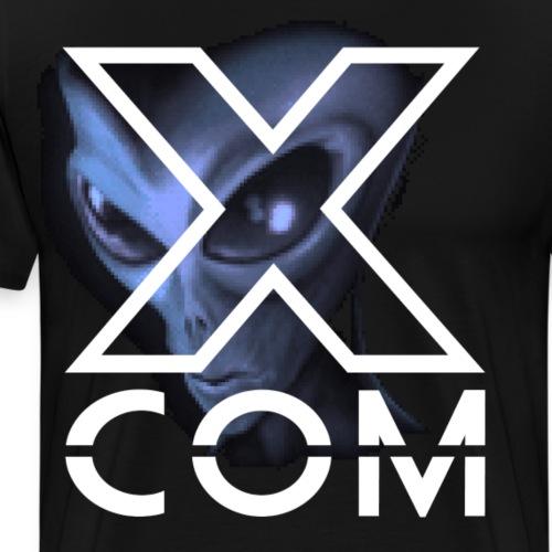 X COM Alien - Men's Premium T-Shirt