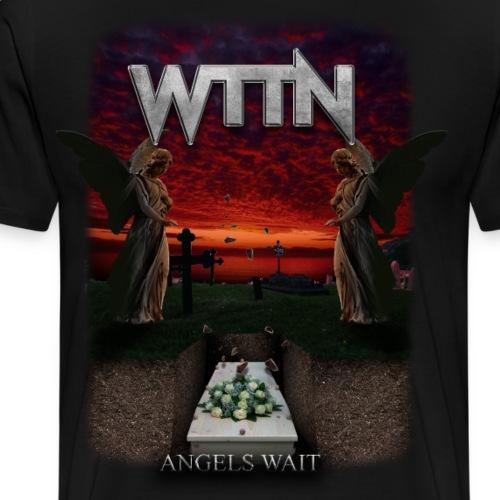 WTTN Logo - Grave WTTN - Men's Premium T-Shirt
