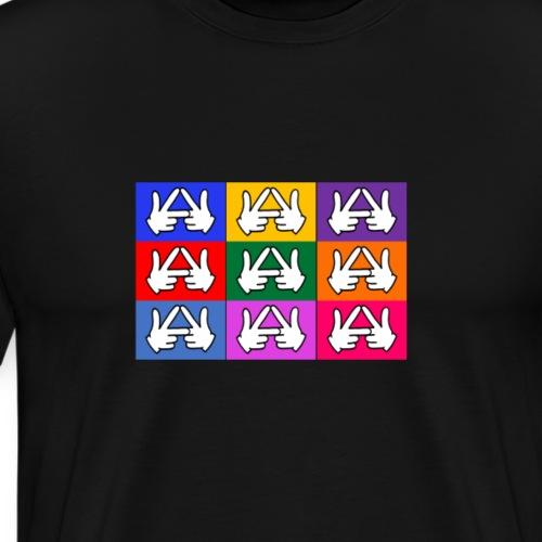 9 colors - Men's Premium T-Shirt