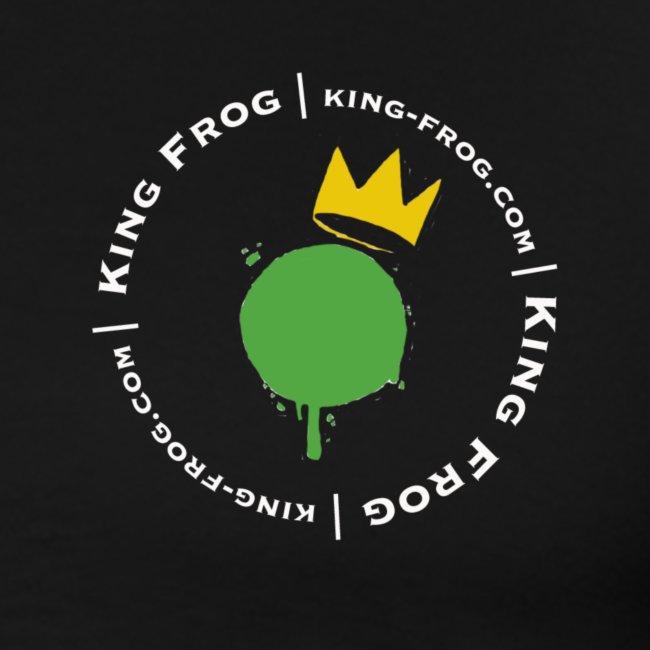 King Frog   King-Frog.com white