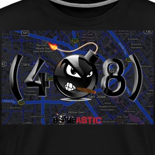 408 - Men's Premium T-Shirt
