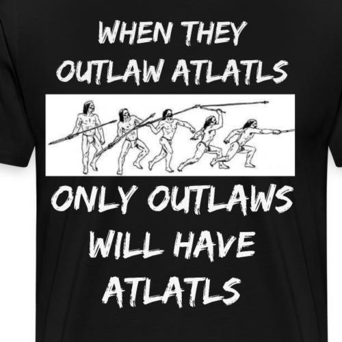 AtlAtl 1 - Men's Premium T-Shirt