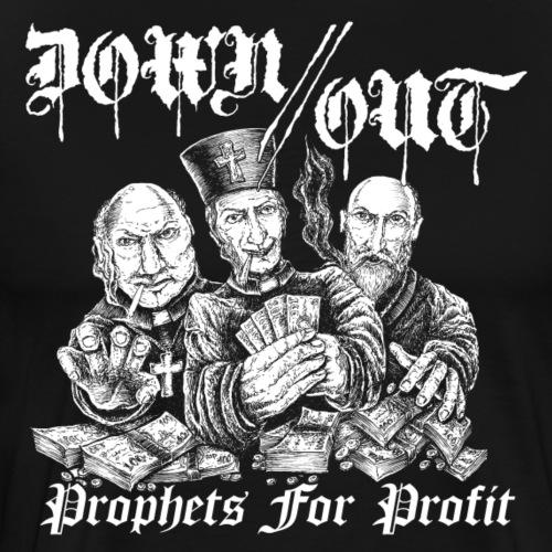 Prophets For Profit - Men's Premium T-Shirt