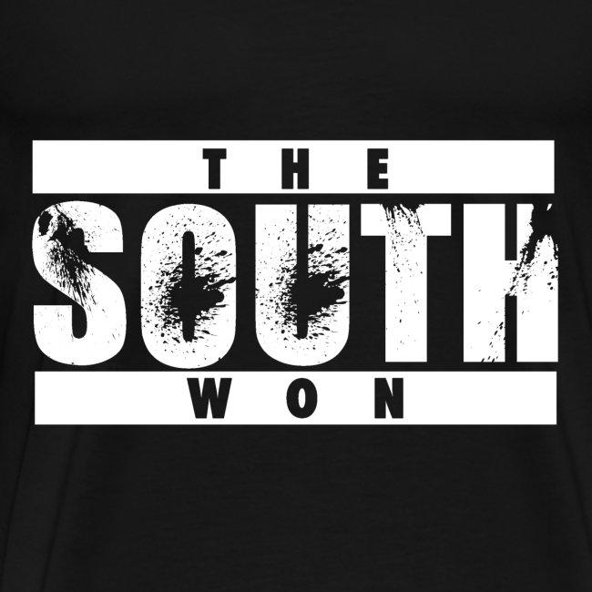 The South Won White