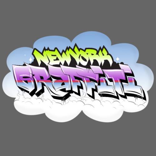 VERS - New York Graffiti Design - Men's Premium T-Shirt