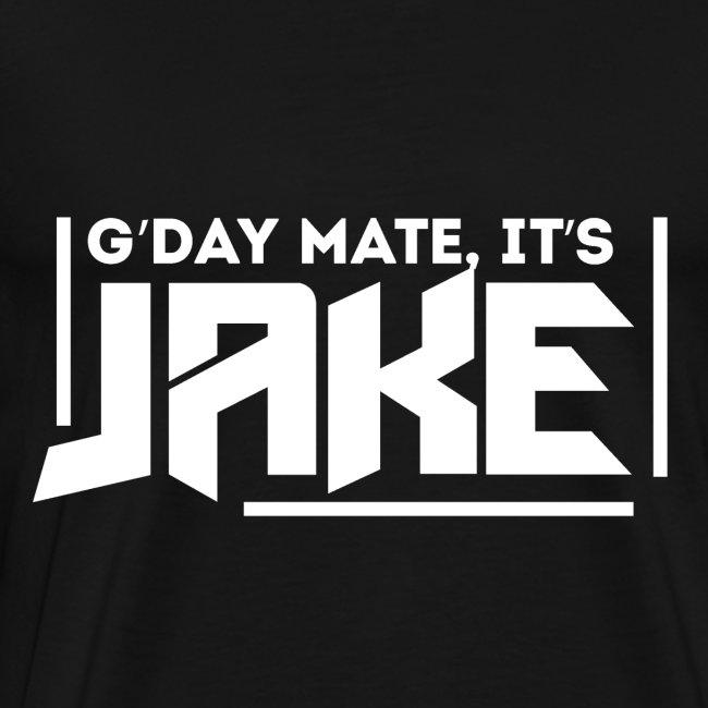 G'Day Mate It's Jake White Logo