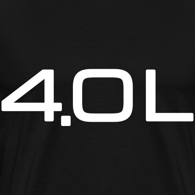 4.0 Litre