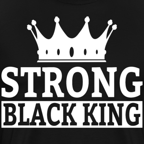 Strong Black King