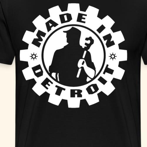 Made In Detroit - Men's Premium T-Shirt