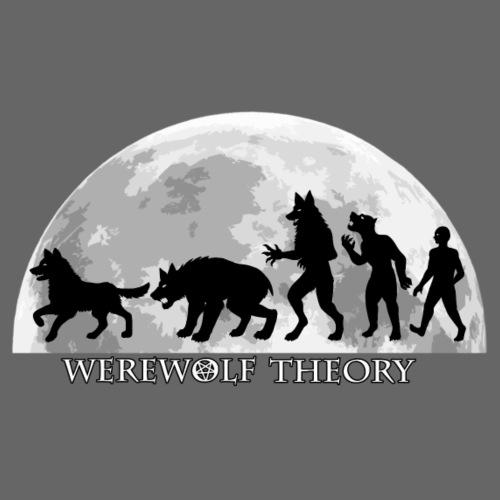 Werewolf Theory: Change - Men's Premium T-Shirt