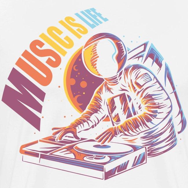music astronaut dj