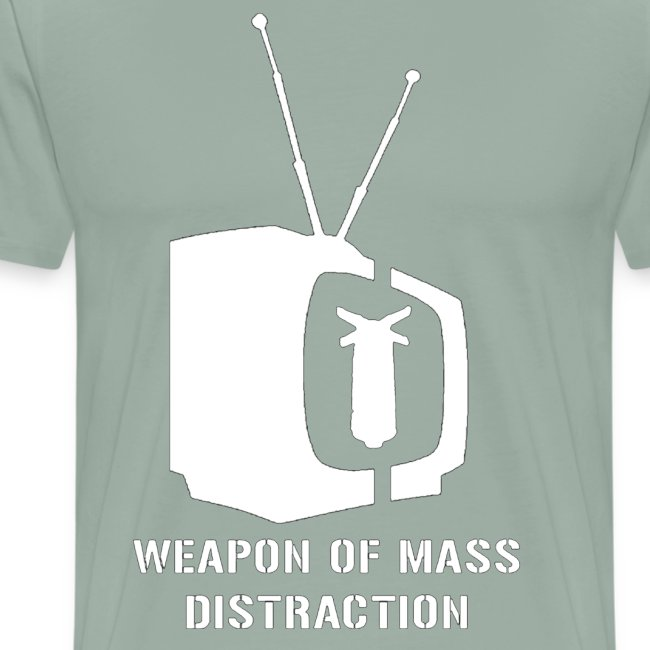 weapon of mass distraction