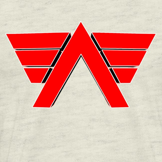 White shirt Red AeRo Logo
