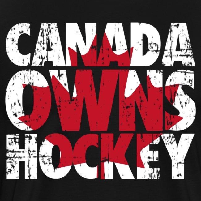 Canada owns hockey