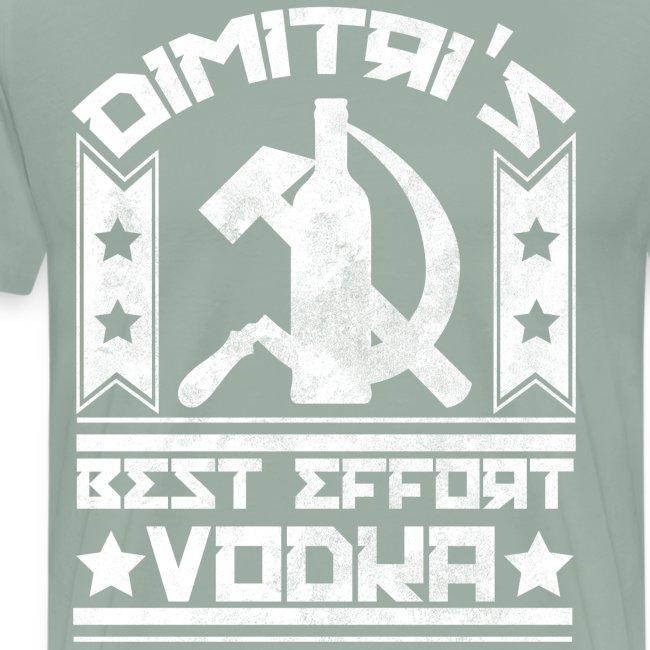vodkavintagewhite