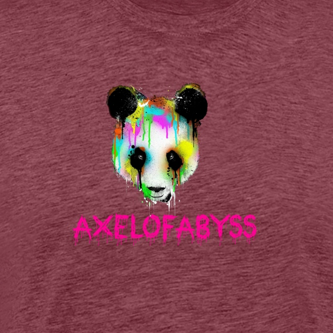 Axelofabyss panda panda paint