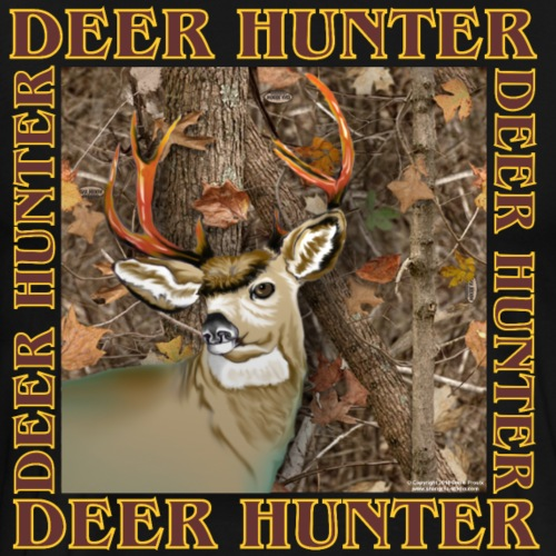 Deer Hunter - Men's Premium T-Shirt