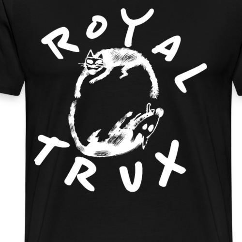 Royal Trux - Men's Premium T-Shirt