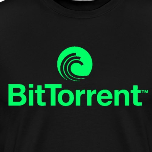 Bittorrent - Men's Premium T-Shirt