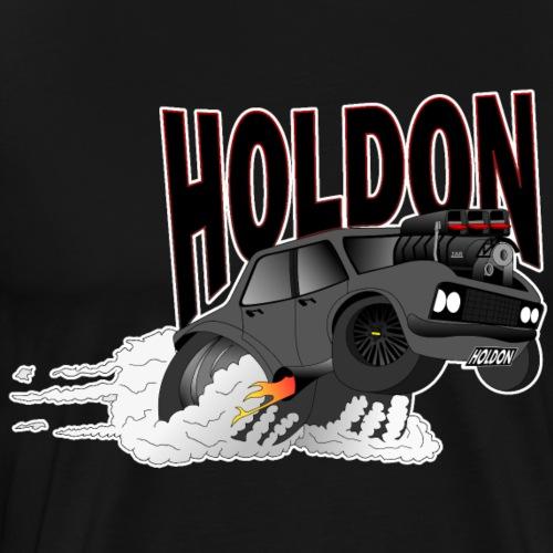 HOLDON HT PREMIER DESIGN - Men's Premium T-Shirt