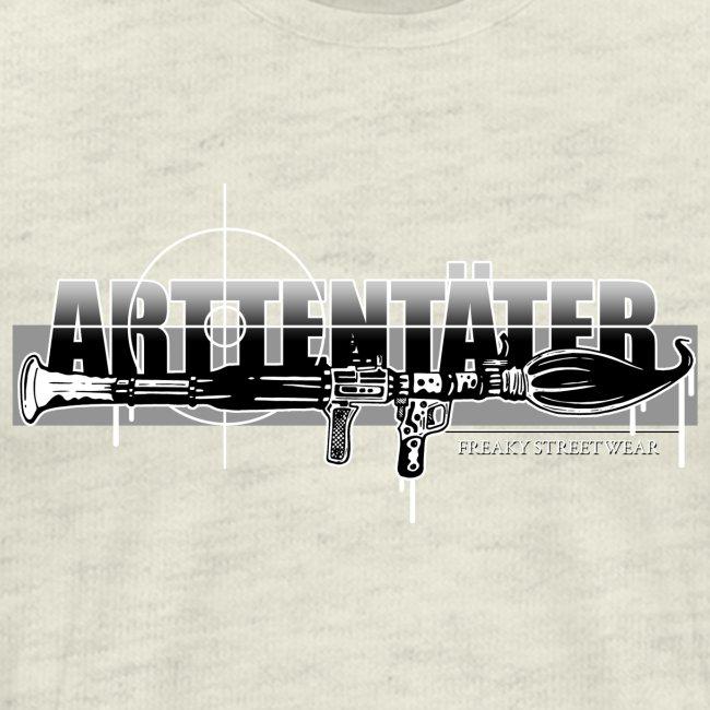 Arttentäter 3 - make art, not war