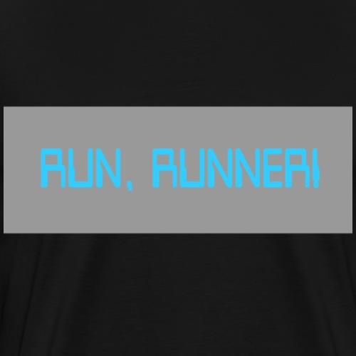 Run, Runner! - Men's Premium T-Shirt
