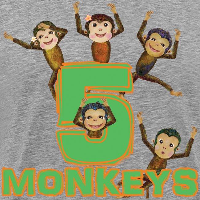 5 Monkeys