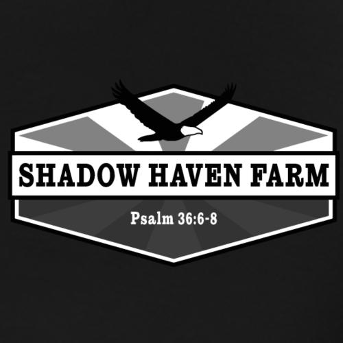 Shadow Haven Farm Logo - Men's Premium T-Shirt