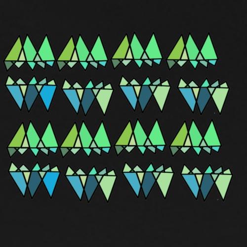 Simple pattern - Men's Premium T-Shirt