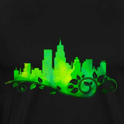 Environment Friendly - Men's Premium T-Shirt
