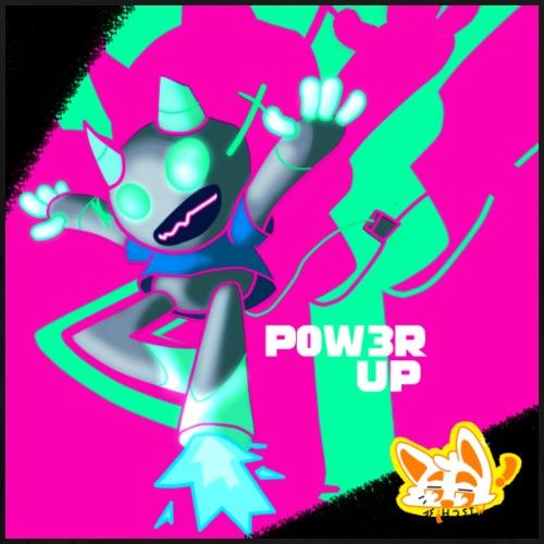 PowerUp ROBO bot - Men's Premium T-Shirt