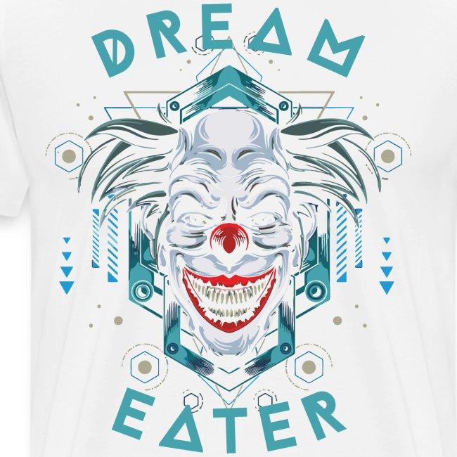 clown dream catcher
