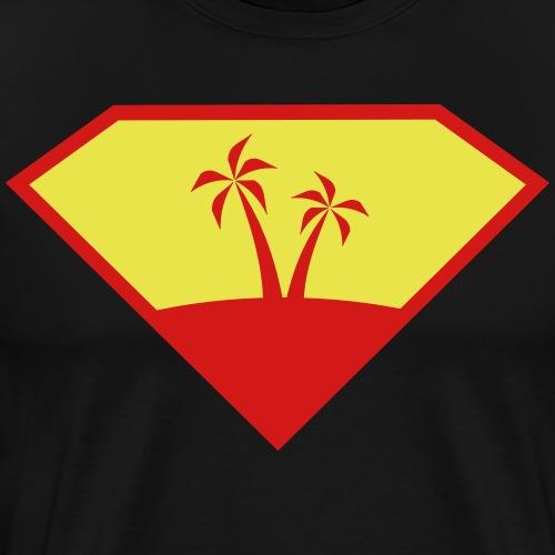 Heroic Palms - Men's Premium T-Shirt