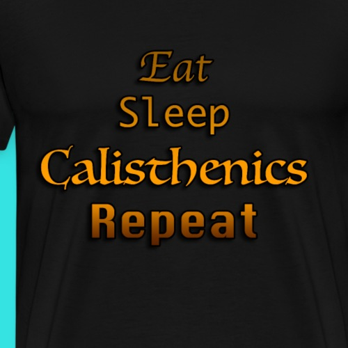 Calisthenics - Men's Premium T-Shirt