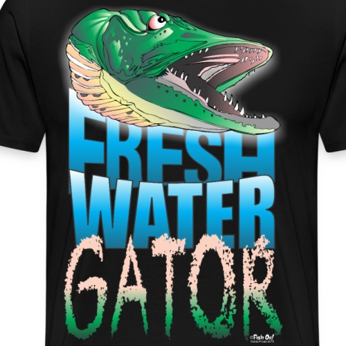 Gator - Men's Premium T-Shirt