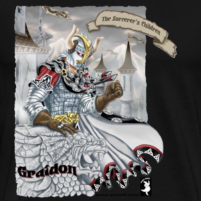 Graidon-dragon tshirt