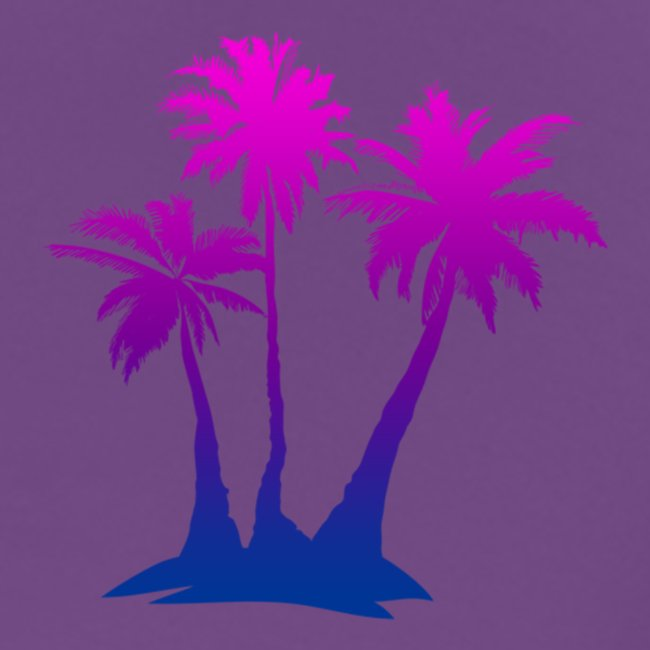Aesthetic Palm Trees