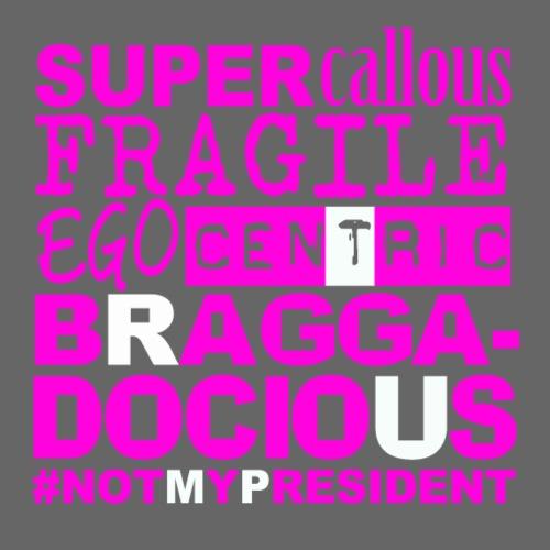BRAGGANOTMYPRES - Men's Premium T-Shirt
