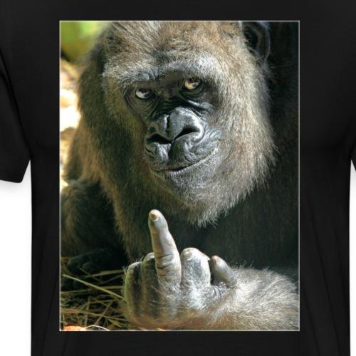 F Hu-man! - Men's Premium T-Shirt