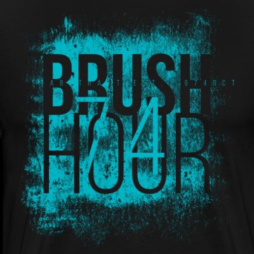Brushed 74 - Men's Premium T-Shirt