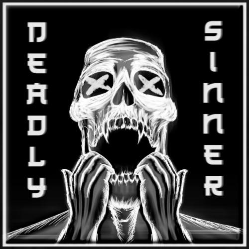 Horror Freak Black & White - Men's Premium T-Shirt