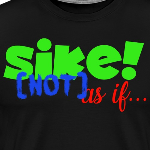 90's Attitude... - Men's Premium T-Shirt