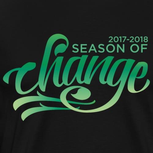 Season of Change - Men's Premium T-Shirt