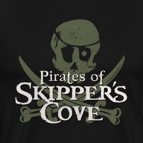 Pirates of Skipper Cove - Men's Premium T-Shirt