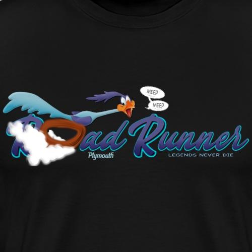 Plymouth Road Runner - Legends Never Die - Men's Premium T-Shirt